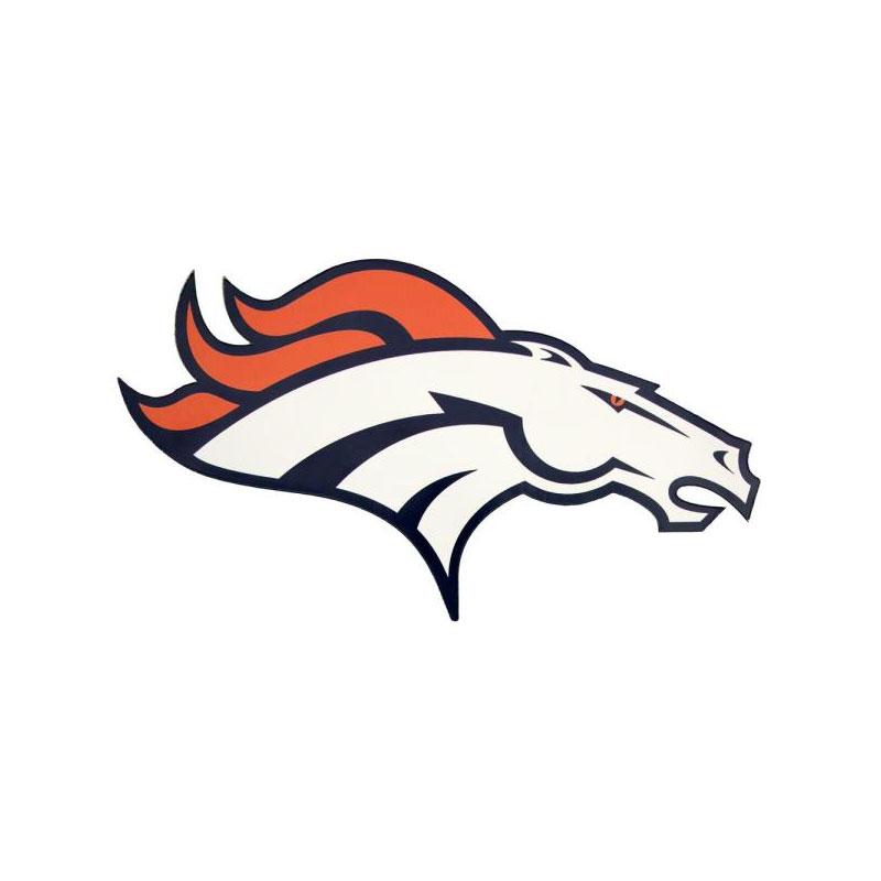 Broncos Logo  Design