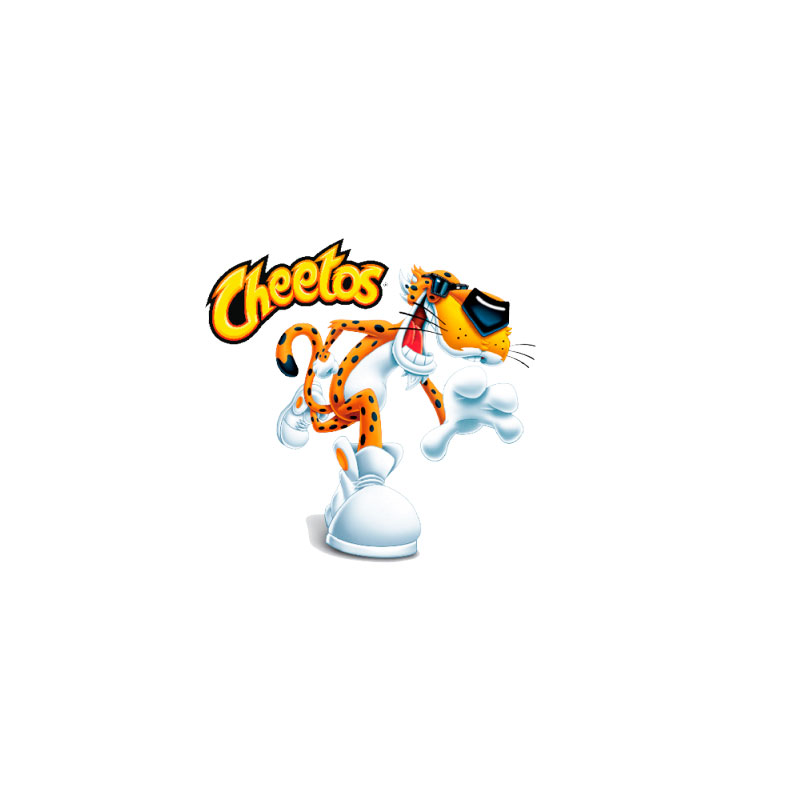 Cheetos Logo  Design by