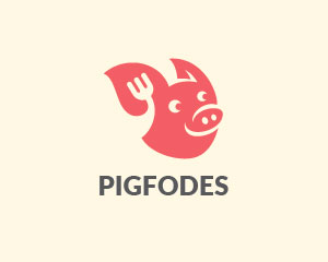 Pig Logo Design by Ions