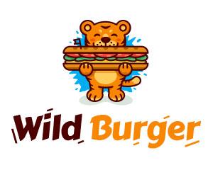 Tiger Logo Design by Manu
