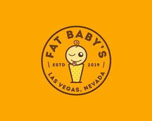 Baby Logo Design by Vhcreative