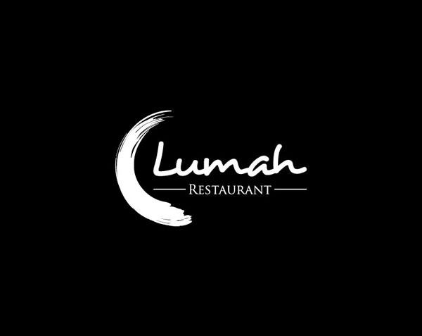 Crescent Logo Design by Lksus