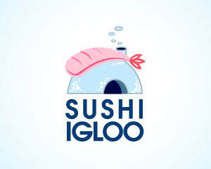 Igloo Logo Design by Amir66