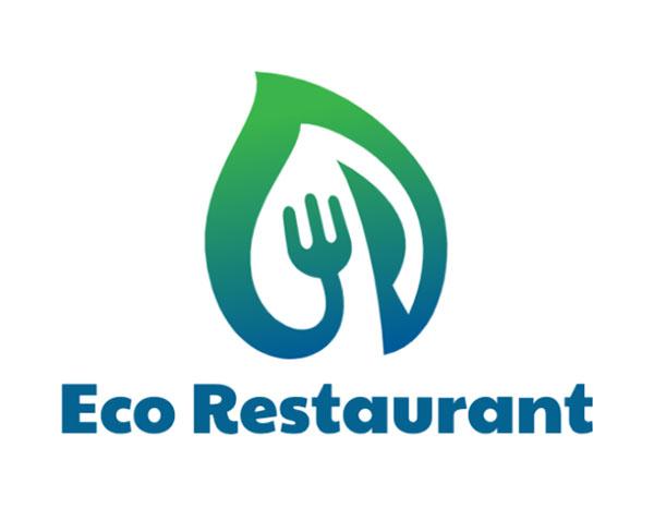 Leaf Logo Design by Town