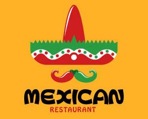 Mexican Logo Design by Maccreatives
