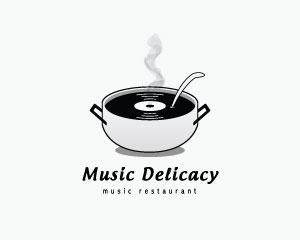 Vinyl Logo Design by Oliverakos
