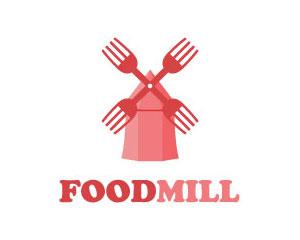 Windmill Logo Design by Shad