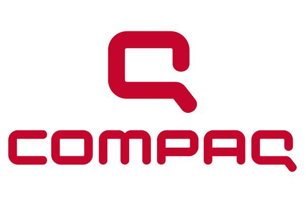 Compaq Logo Design