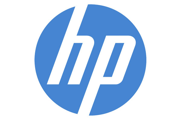 Hewlett-Packard Logo  Design