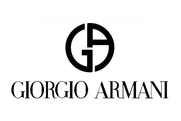 Giorgio Armani Logo  Design