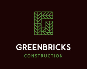 Bricks Logo Design by Angelaht