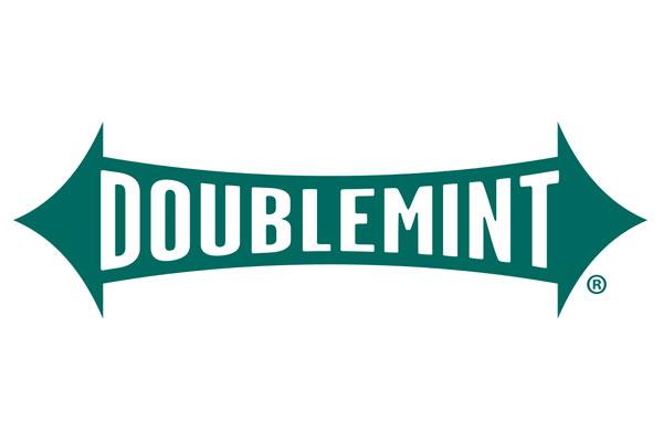 Doublemint Logo Design