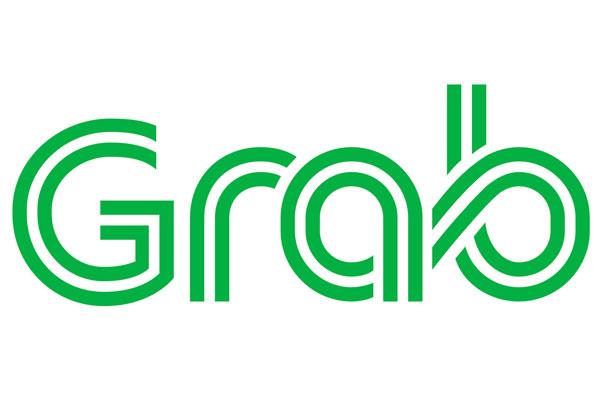 Grab Logo Design