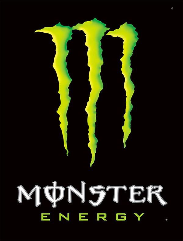 Monster Energy Logo  Design