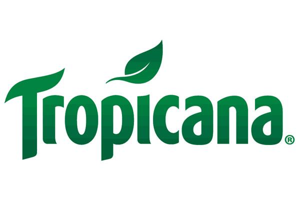 Tropicana Logo Design