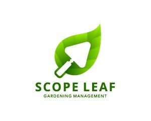 Trowel Logo Design by Brandshop