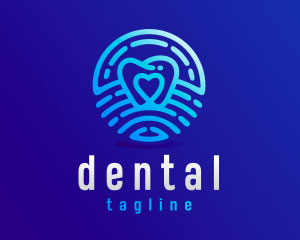 Dental Logo Design by Rideaz