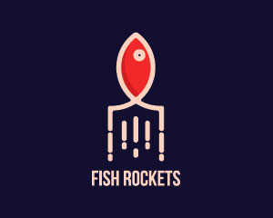 Fish Logo Design by Arishu