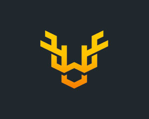 Yellow Logo Design by Ions