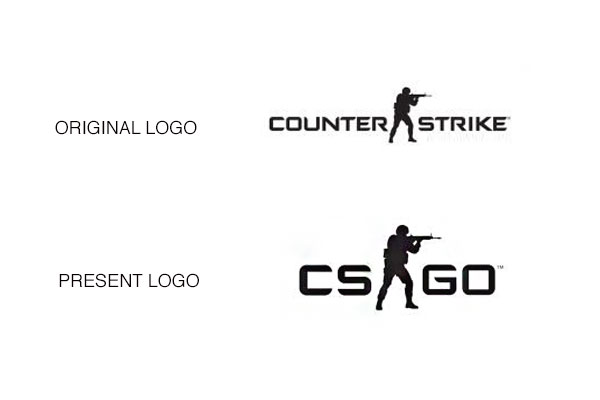 Counterstrike Logo Design
