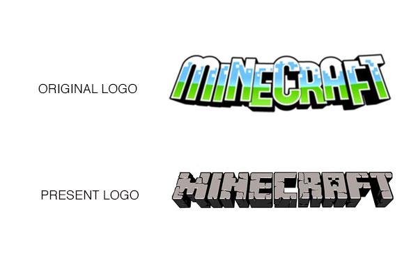 Minecraft Logo Design