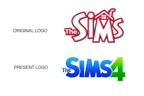 Sims Logo Design