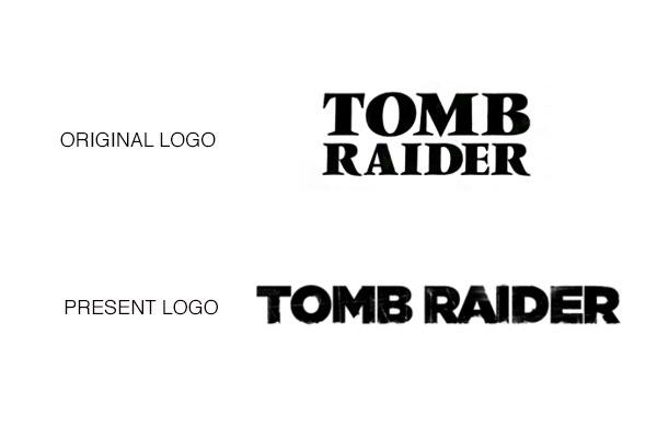 Tomb Raider Logo Design