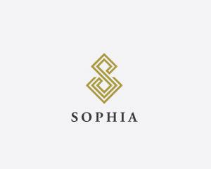Gold Logo Design by Monogramer