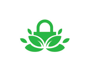 Lock Logo Design by Ions