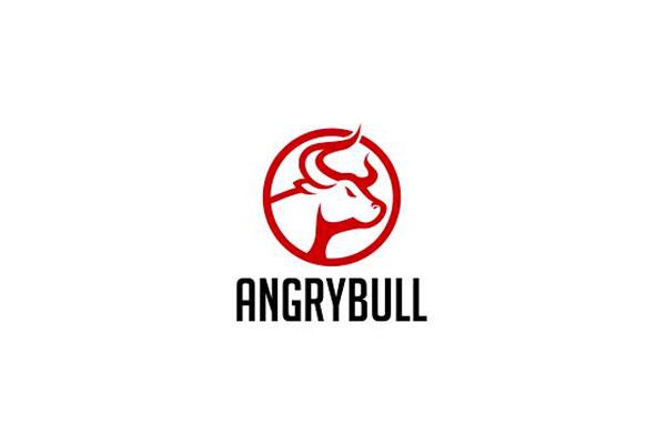 Bull Logo Design by Riskgumilang