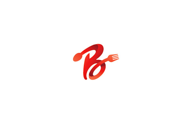 Fork Logo Design by Town