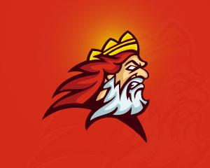 King Logo Design by Vishnudesigns