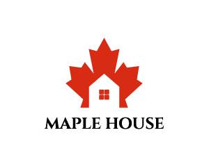 Maple Leaf Logo Design by Arthagraphic
