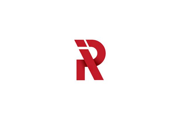 Monogram Logo Design by Sonjapopova