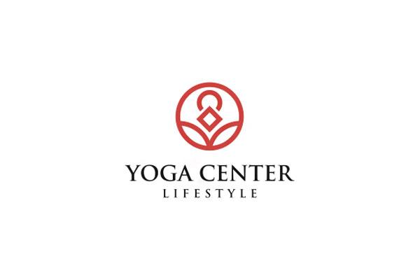 Yoga Logo Design by Dekedesign