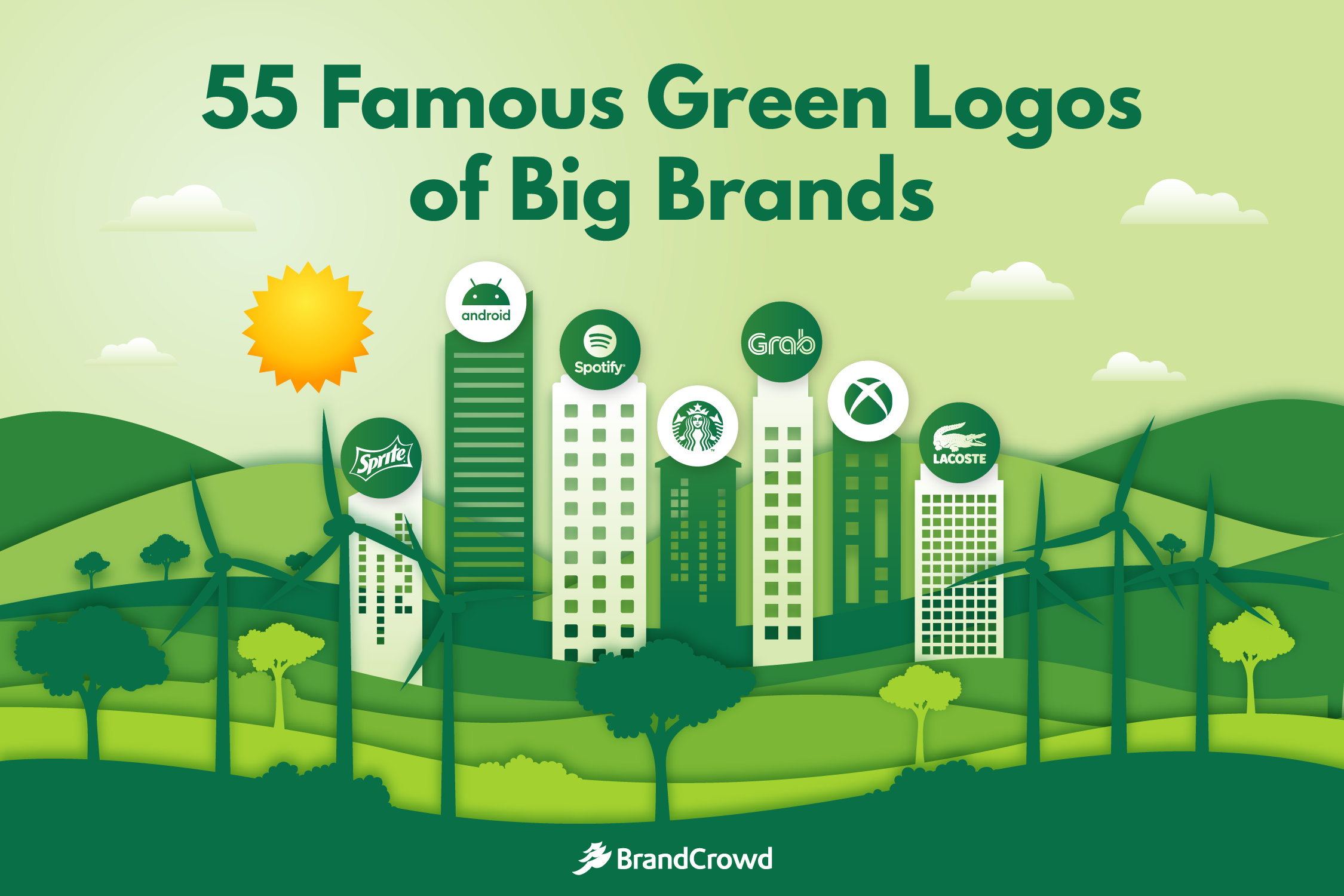 the-header-features-green-buildings-and-famous-green-logos