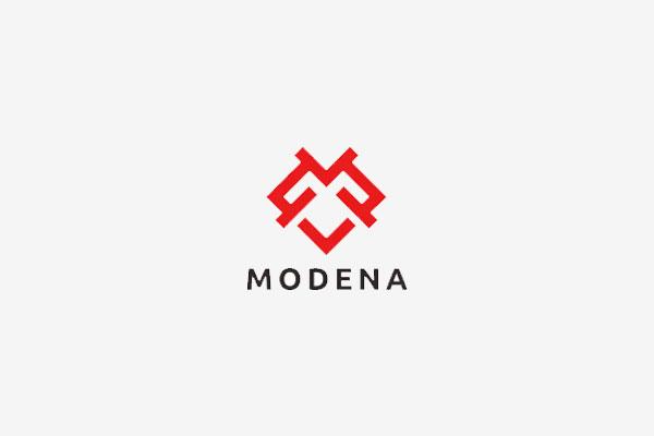 Minimal Logo Design by Danoen