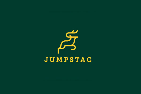 Stag Logo Design by Giyan