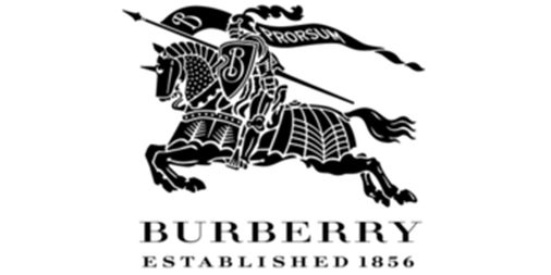 Burberry (Old) - Top Ten Luxury Brands and their Logo History - BrandCrowd.com