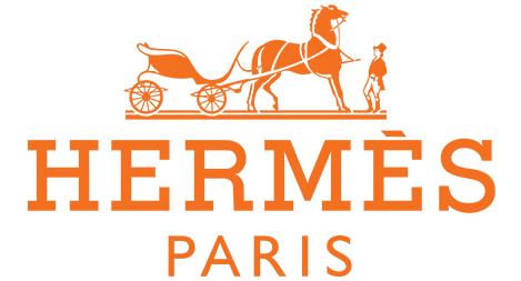 Hermes - Top Ten Luxury Brands and their Logo History - BrandCrowd.com