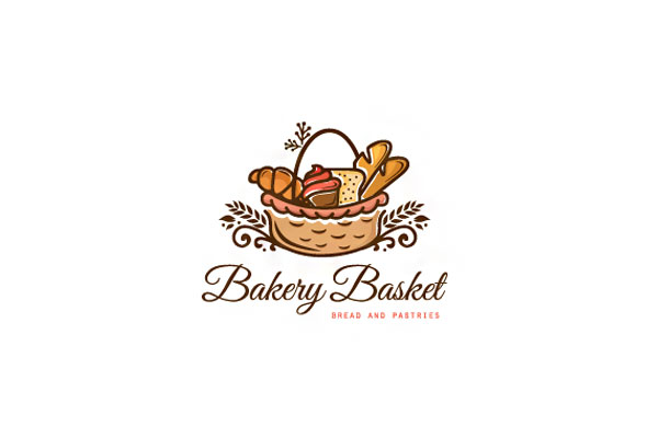 Bread Logo Design by Dalia