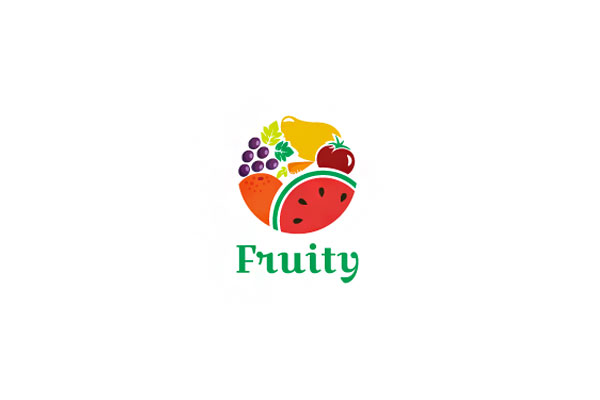 Fruits Logo Design Design by Dalia