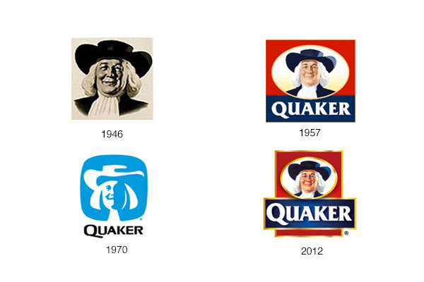 Quaker Logo Design
