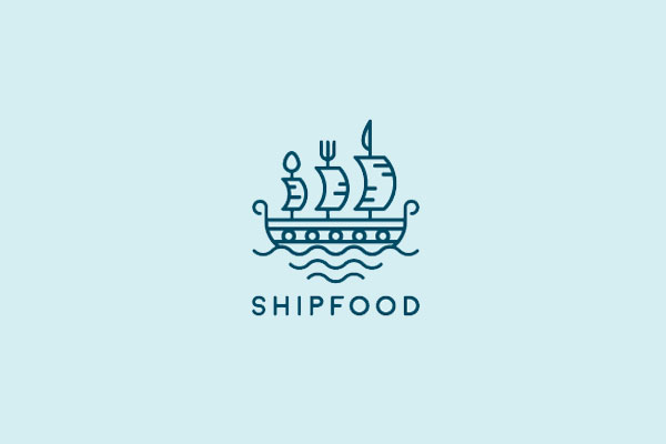 Ship Logo Design Design by Giyan