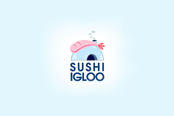 Sushi Logo Design by Amir66