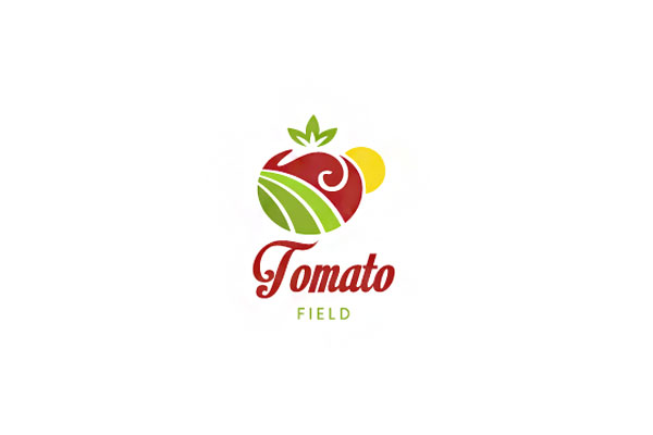 Tomato Logo Design by Dalia