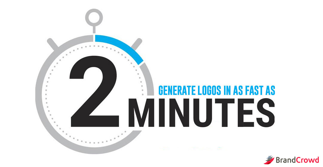 Item 4 - Generate logos in as fast as two minutes - BrandCrowd Blog