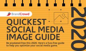 Quickest Social Media Image Guide 2020