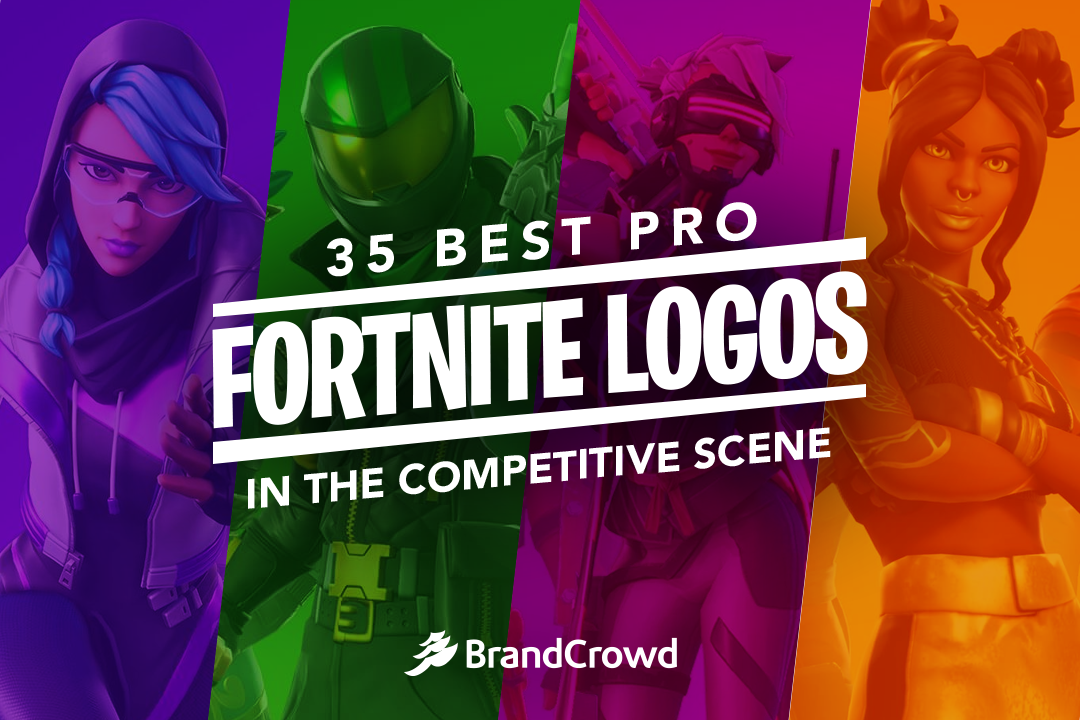 35 Best Pro Fortnite Logos In The Competitive Scene Brandcrowd Blog