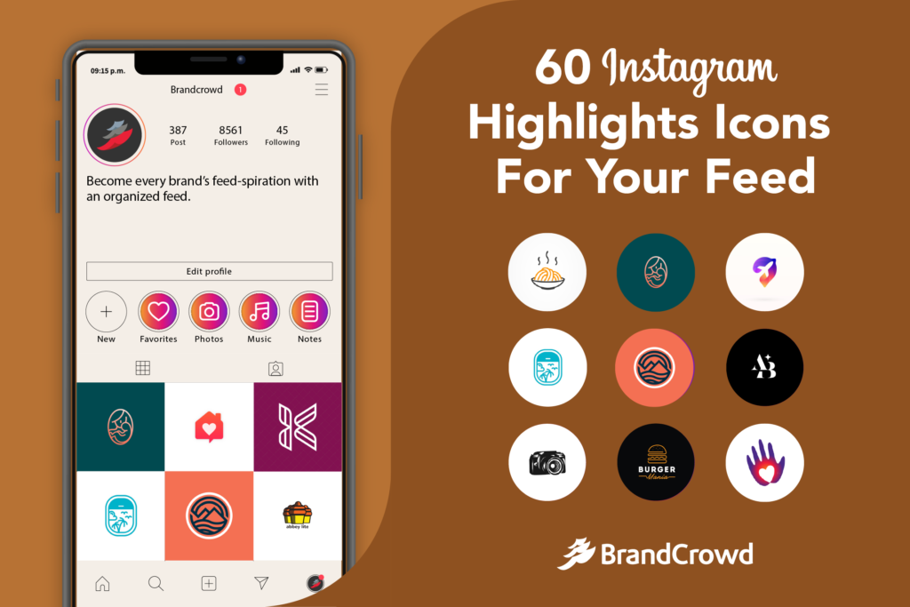 60 Instagram Highlights Icons To Complete Your Feed